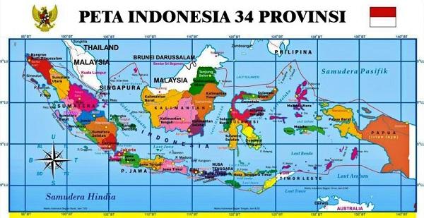 5 Pulau Terbesar di Indonesia dan Luasnya1