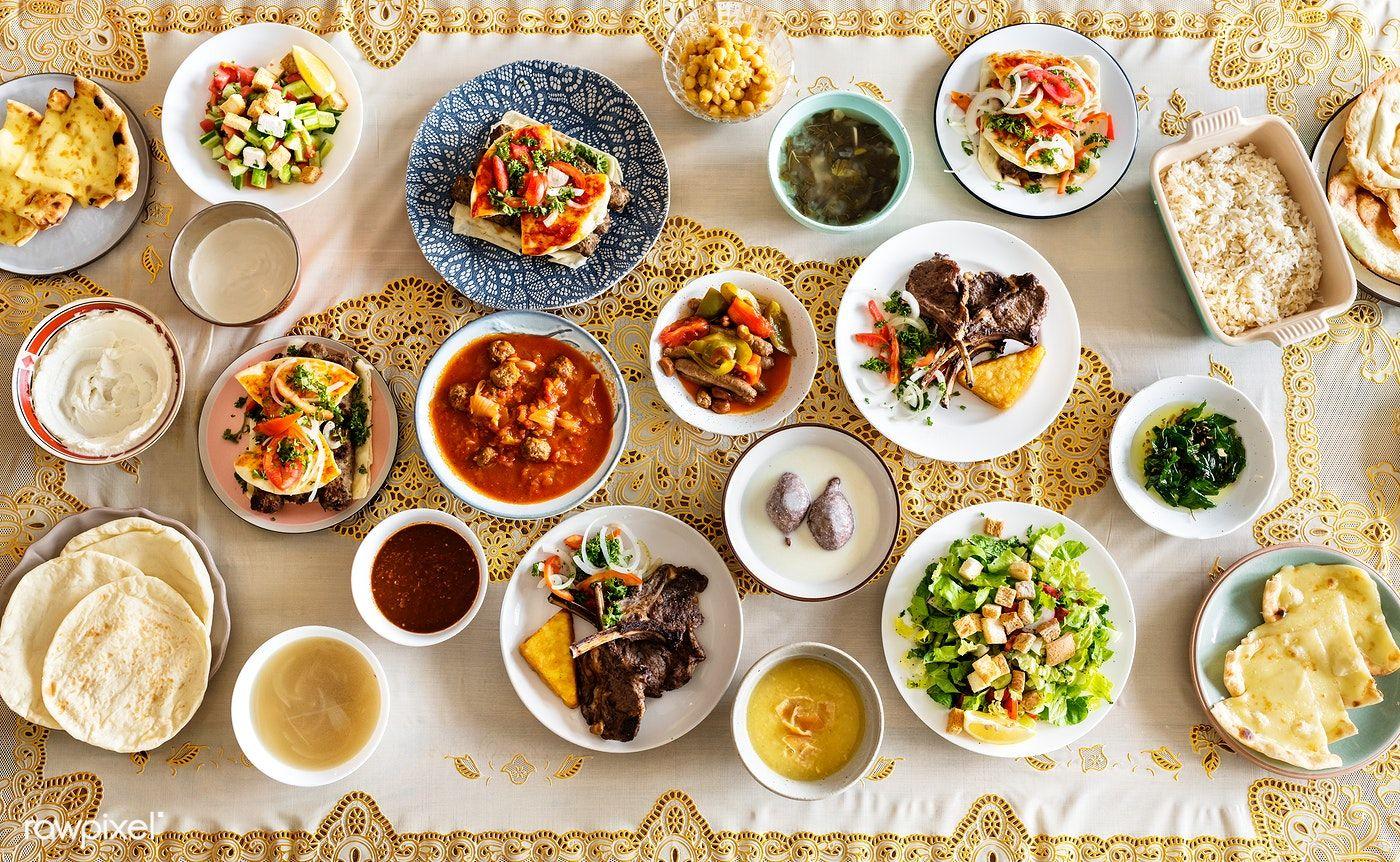 Sajian Menu Ramadhan yang Sehat untuk Keluarga